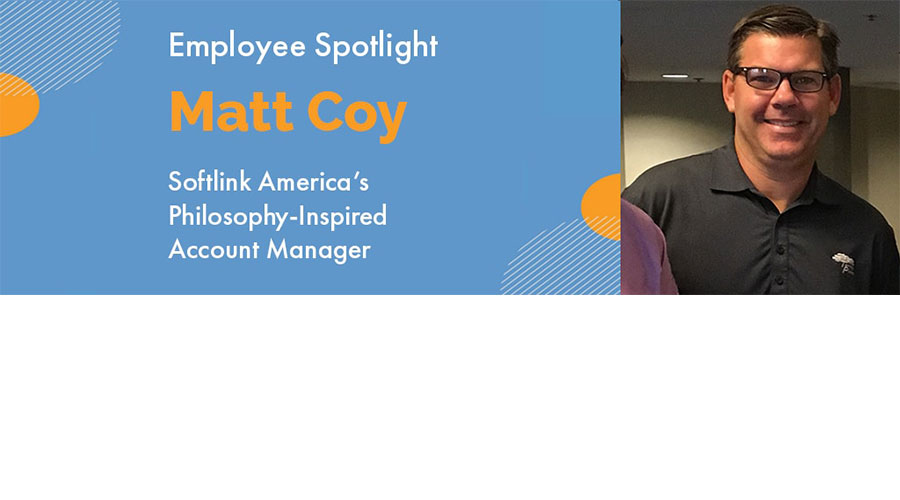 Employee Spotlight – Matt Coy