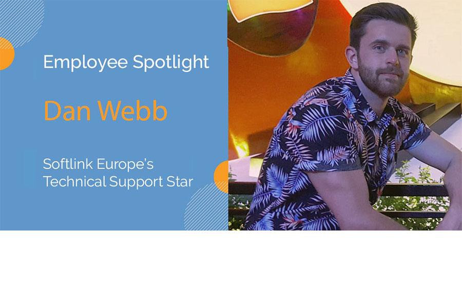 Employee Spotlight – Dan Webb