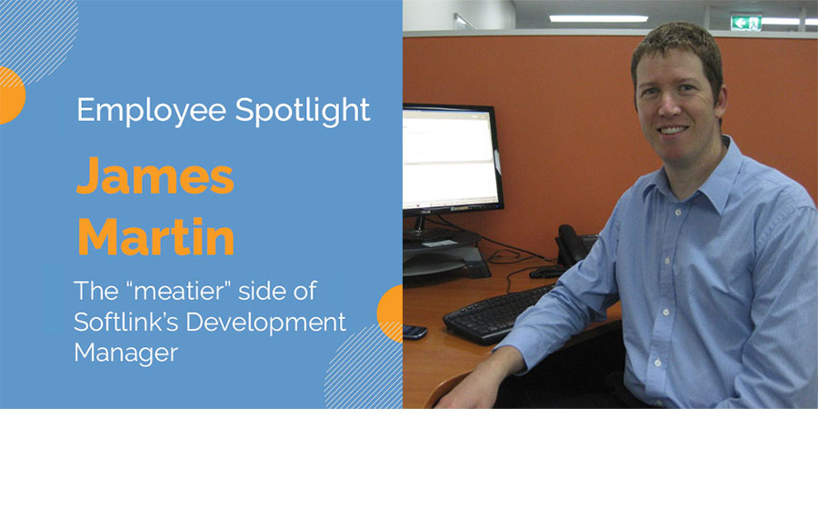 Employee Spotlight – James Martin