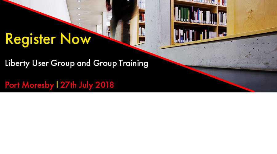 Liberty User Group and Training, Port Moresby