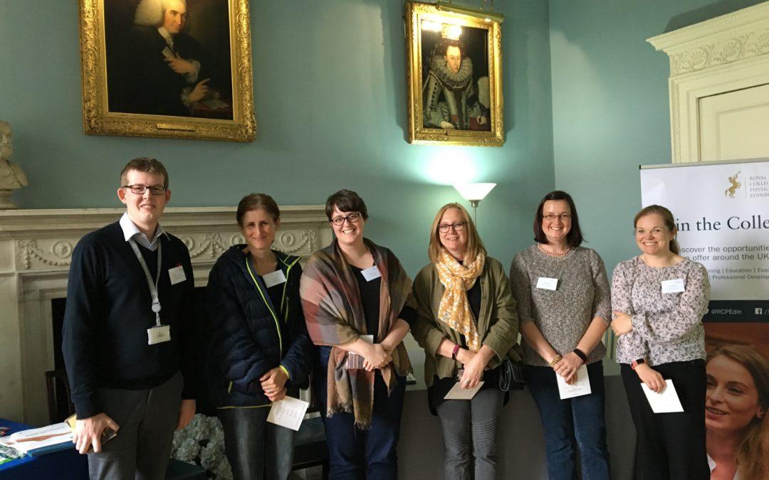 Liberty Training and User Group Meeting in Beautiful Edinburgh