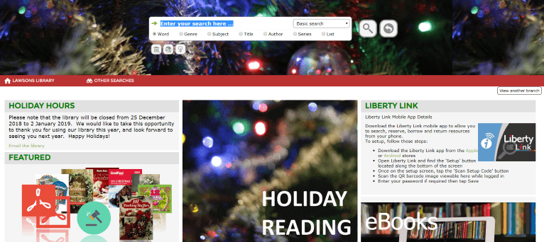 Top 5 Tips to Get Your Library Ready for the Holiday Season