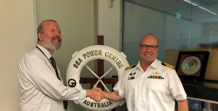 Sea Power Centre Adds 6,000th Entry to Catalogue