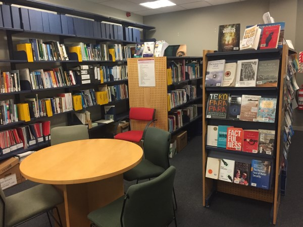 The New Zealand MfE Library – A Great Way to Spend an Afternoon!