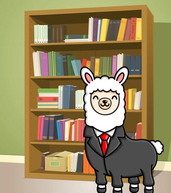 Alpacalypse! Wild Alpacas Spotted in Libraries and Research Management Centers!