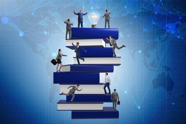 4 Steps to Promote Your Corporate Library